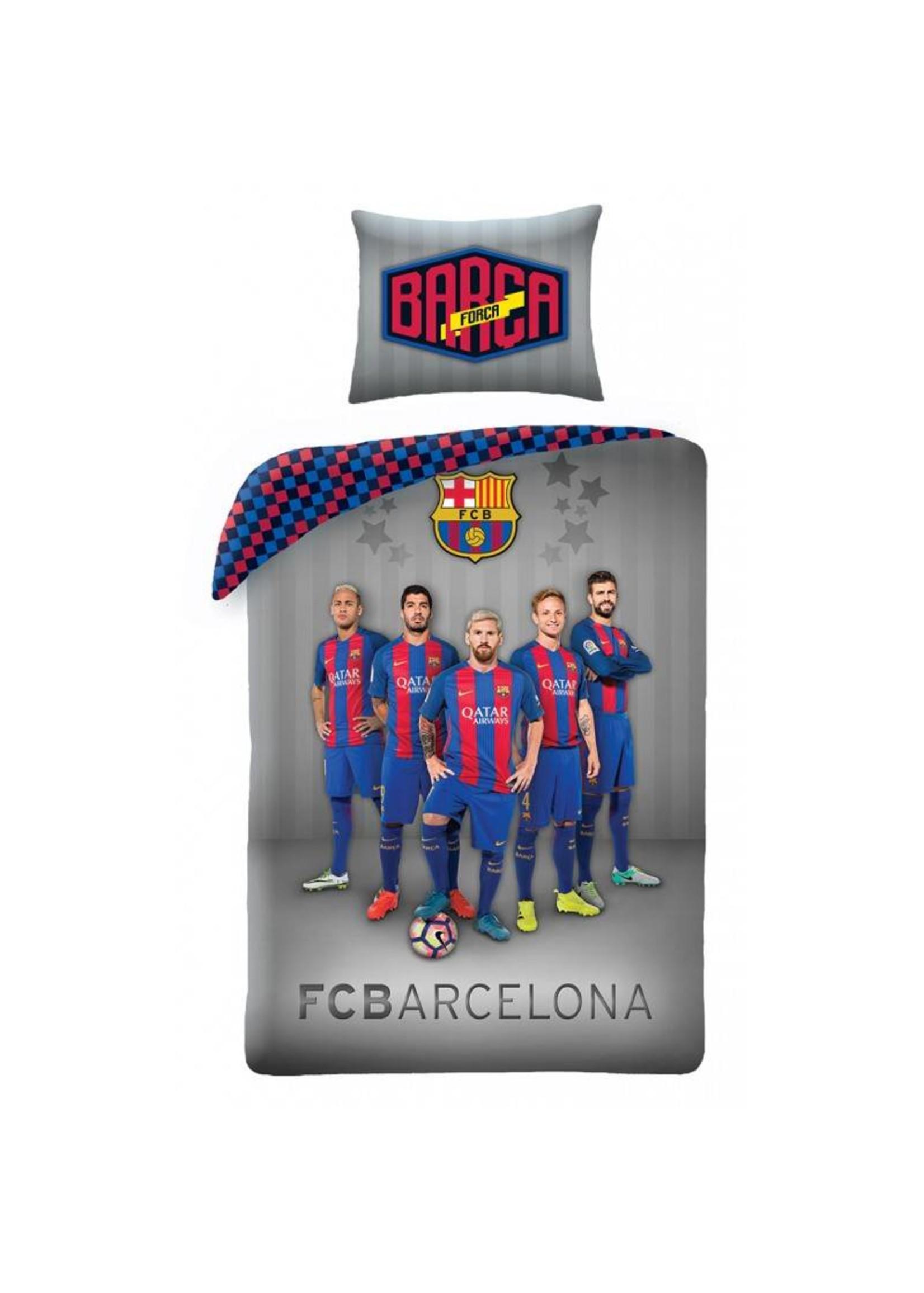 Barcelona Dekbedovertrek Barca Forca