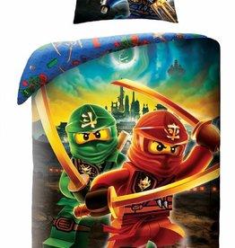 Lego Ninjago Dekbedovertrek Kai & Lloyd