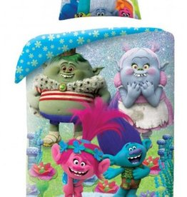 Dreamworks Trolls Duvet Cover Poppy