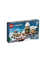 Lego Lego 10259 Winterdorp Station