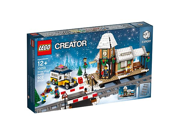 Lego Lego 10259 Winterdorp Station