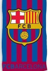 FC Barcelona FC Barcelona Handdoek Strepen FCB