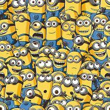 Minions Despicable Me Minions Behang 10m