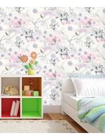 Arthouse Unicorn Glitter Wallpaper Stardust