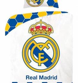 Real Madrid Real Madrid Dekbedovertrek Logo