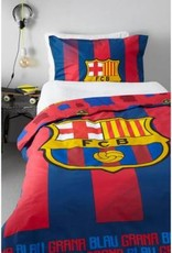 FC Barcelona FC Barcelona Dekbedovertrek Blau Grana