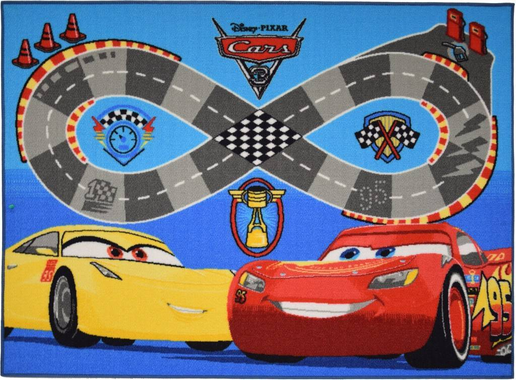 Disney Cars Cars Playing Mat