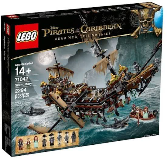 Lego Lego 71042 Pirates of the Carribean Silent Mary