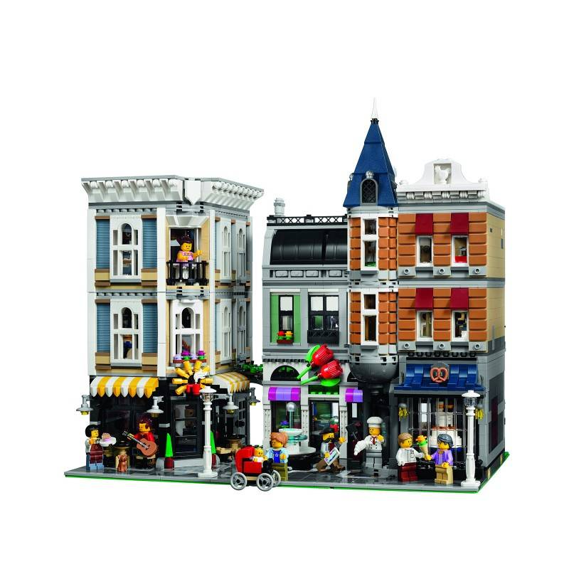 Lego Lego 10255 Assembly Square