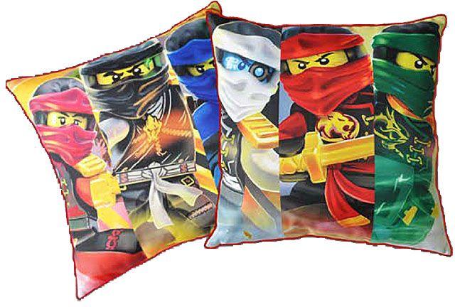 Lego Ninjago Sierkussen