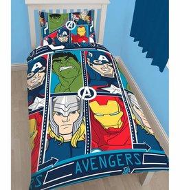 Avengers Dekbedovertrek Tech