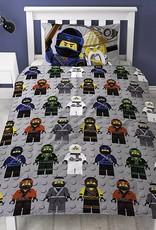 Lego Ninjago Duvet Cover Guru