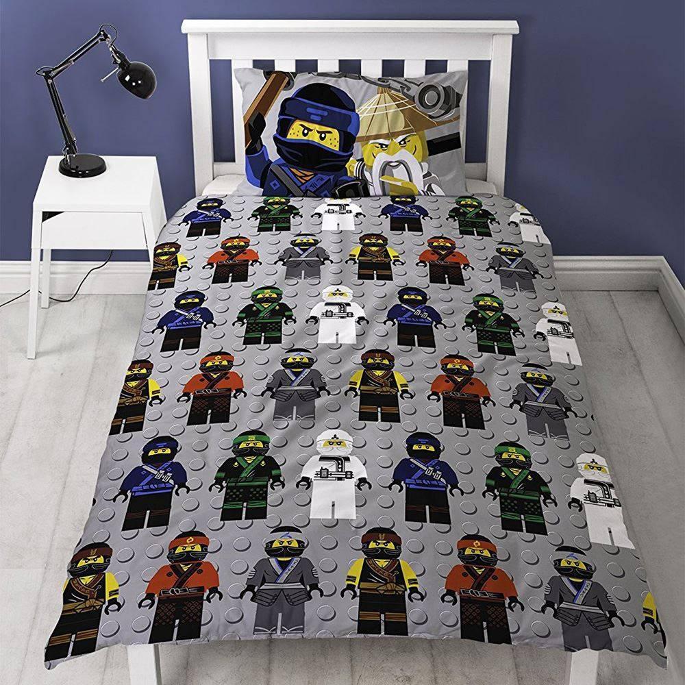 Lego Ninjago Dekbedovertrek Guru