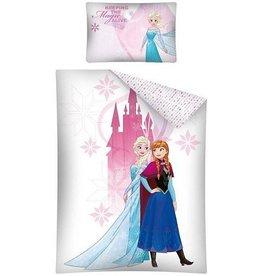 Frozen Junior Dekbedovertrek Roze
