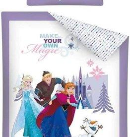 Disney Frozen Frozen Glow Dekbedovertrek Paars