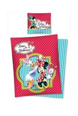 Disney Minnie en Daisy Dekbedovertrek