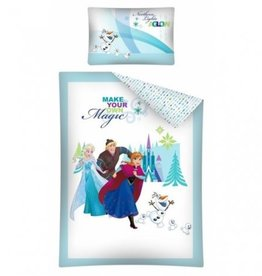 Disney Frozen Frozen Dekbedovertrek Junior 100x135 Ledikant