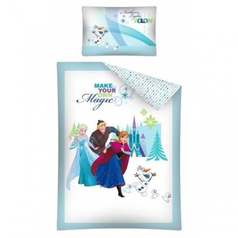 Disney Frozen Frozen Glow Dekbedovertrek Blauw