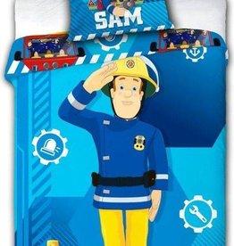 Brandweerman Sam Junior Dekbedovertrek
