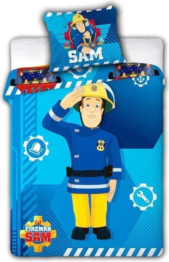 Brandweerman Sam Brandweerman Sam Junior Dekbedovertrek