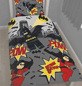 Lego Batman Robin Dekbedovertrek Pow