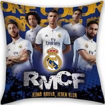 Real Madrid Real Madrid Kussen Blauw