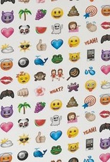 Emoji Emoji Behang