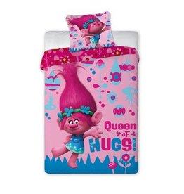 Trolls Dekbedovertrek Queen of Hugs