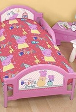 Peppa Pig Peppa Pig Junior Dekbedovertrek Funfair