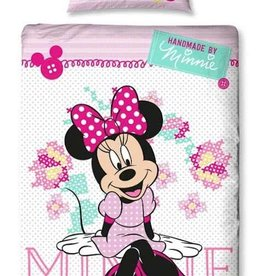 Disney Minnie Mouse Dekbedovertrek Handmade with Love