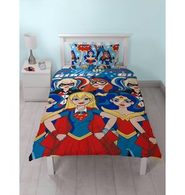 DC Comics DC Super Hero Girls Dekbedovertrek