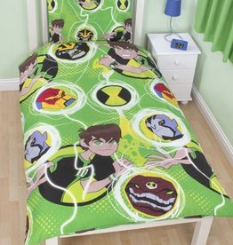Cartoon Network Ben 10 Dekbedovertrek