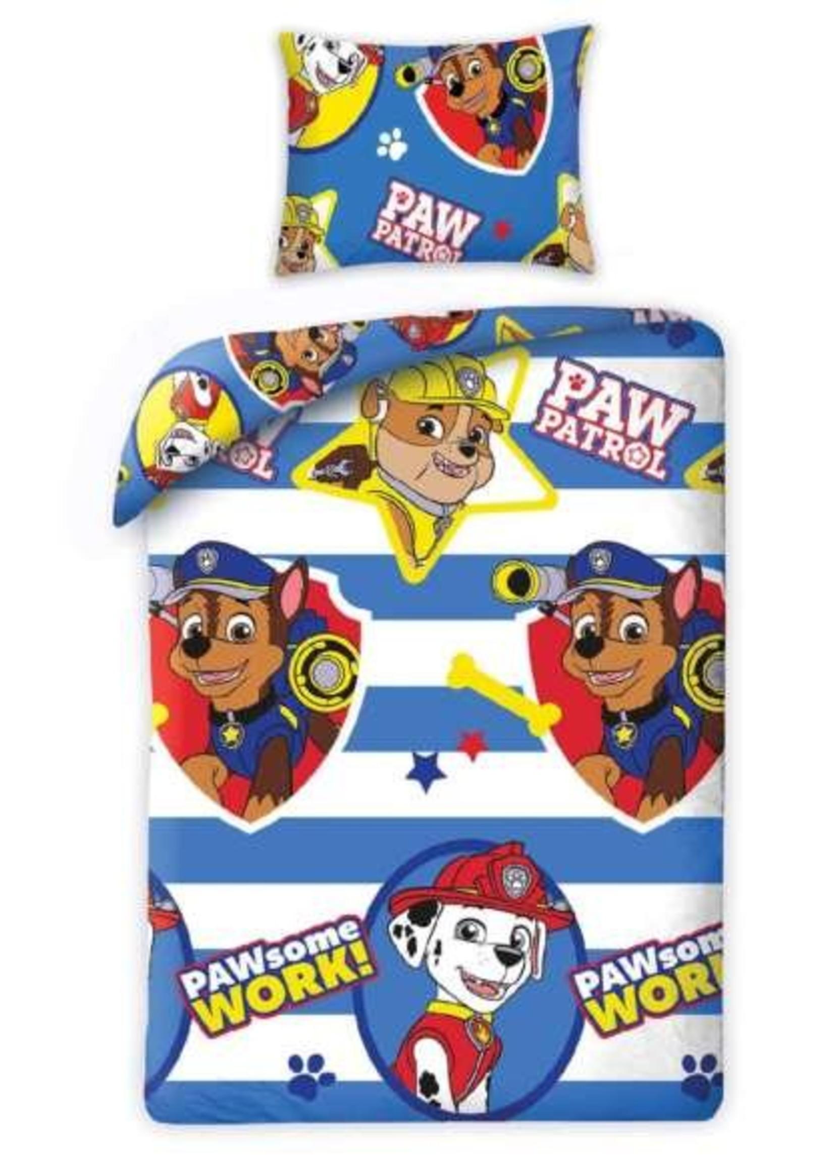 Nickelodeon Paw Patrol  Paw Patrol Dekbedovertrek