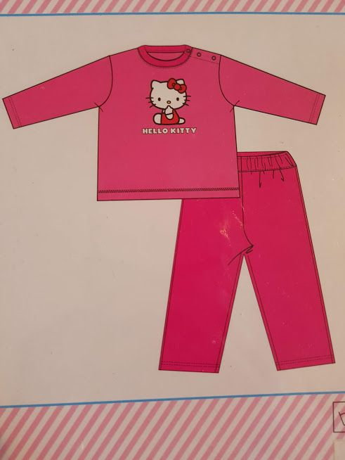 Sanrio  Hello Kitty Baby Pyjama