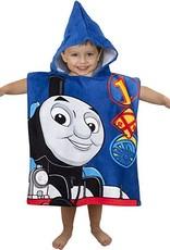 Thomas de Trein Fisher Price Thomas Poncho Towel