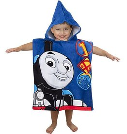 Thomas de Trein Fisher Price Thomas Poncho Handdoek