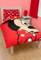 Disney Minnie Mouse Duvet Cover Diva