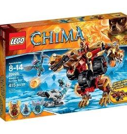 Lego 70225 Chima Bladvic's Rumble Bear
