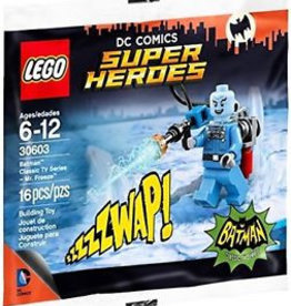 Lego Lego 30603 Batman 1966 Mr. Freeze