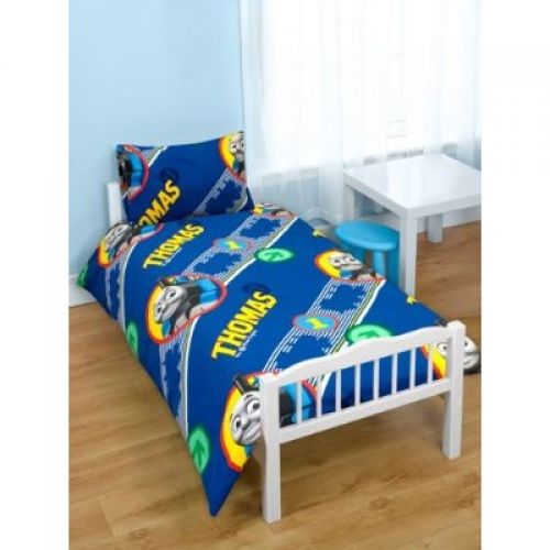 Thomas de Trein Fisher Price Thomas de Trein Junior Bed Set 4in1
