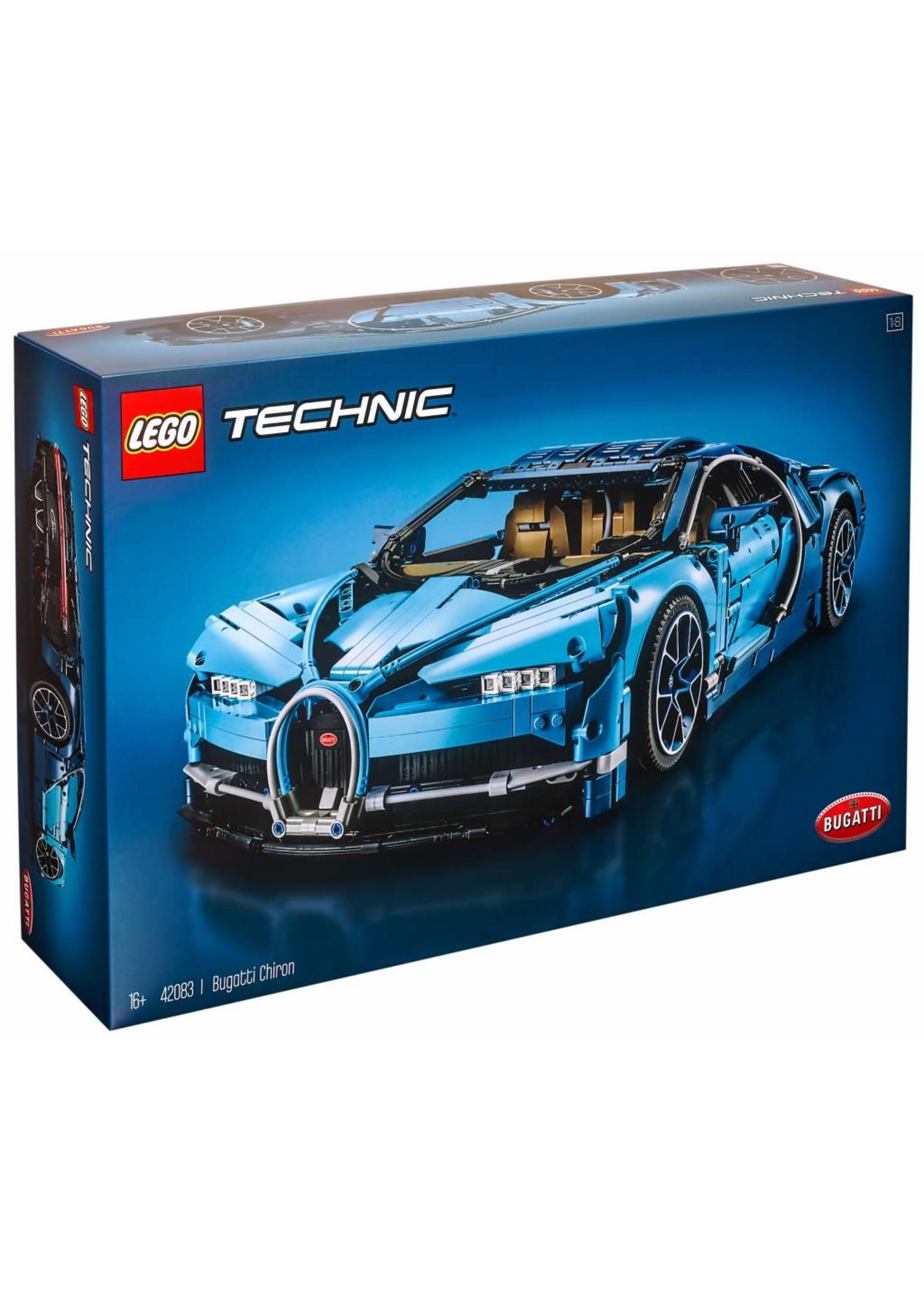 Lego LEGO TECHNIC Bugatti Chiron 42083