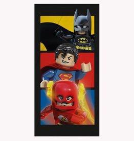 Lego DC Comics Handdoek Superheroes