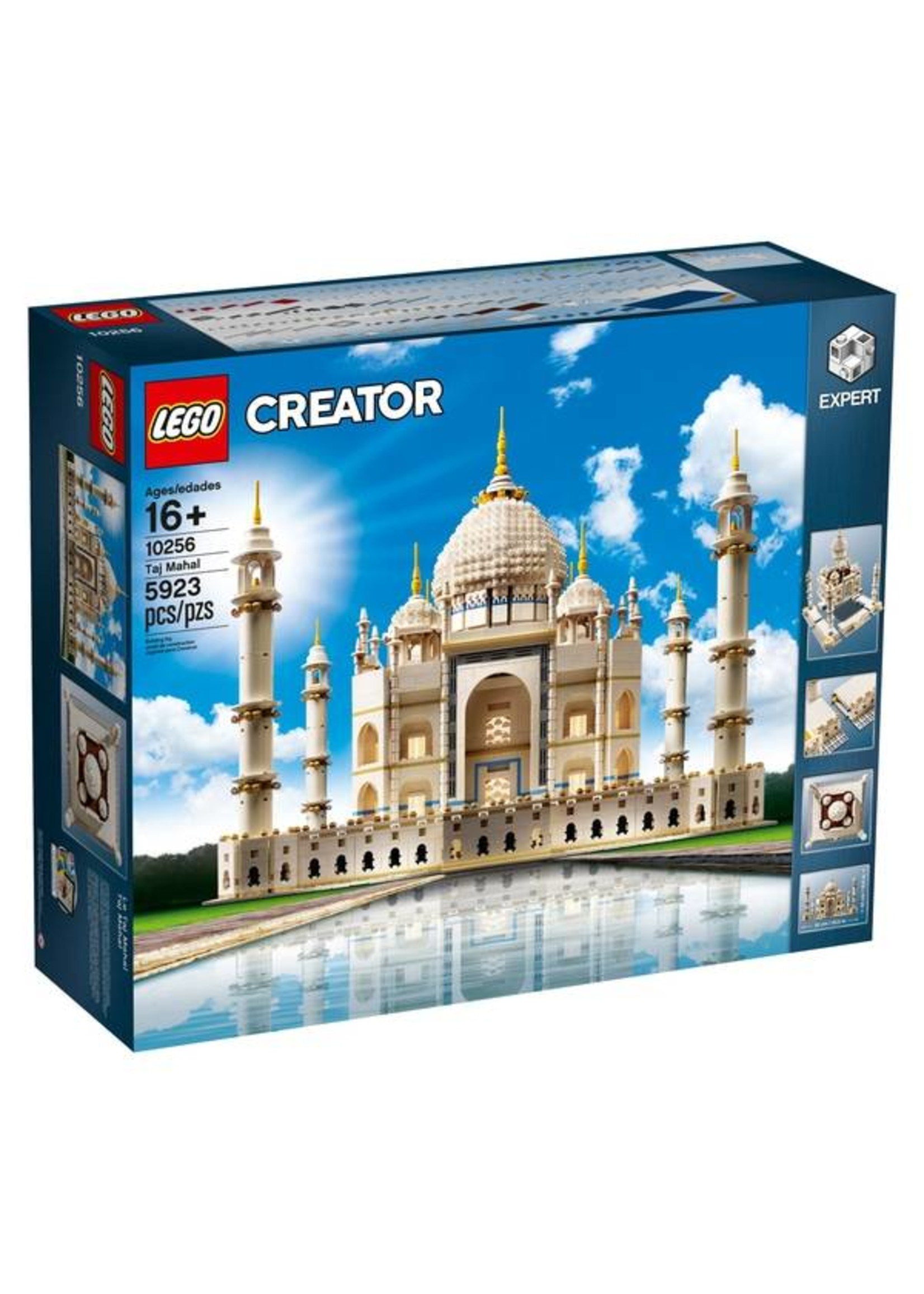 Lego LEGO CREATOR Taj Mahal 10256