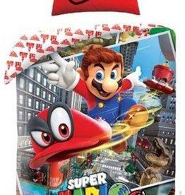 Nintendo Super Mario Dekbedovertrek Odyssey