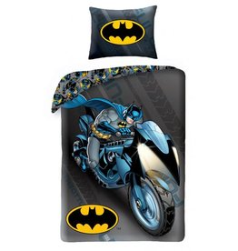 Batman Batcycle Dekbedovertrek