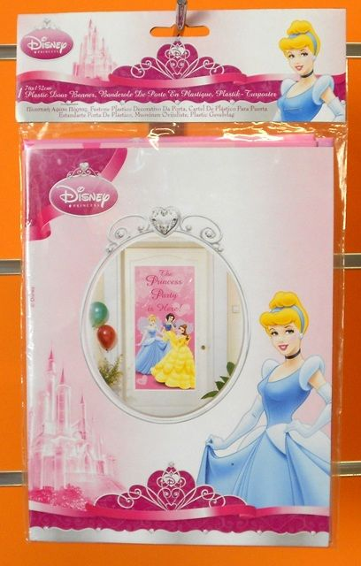 Disney Princess Princess Party Banner