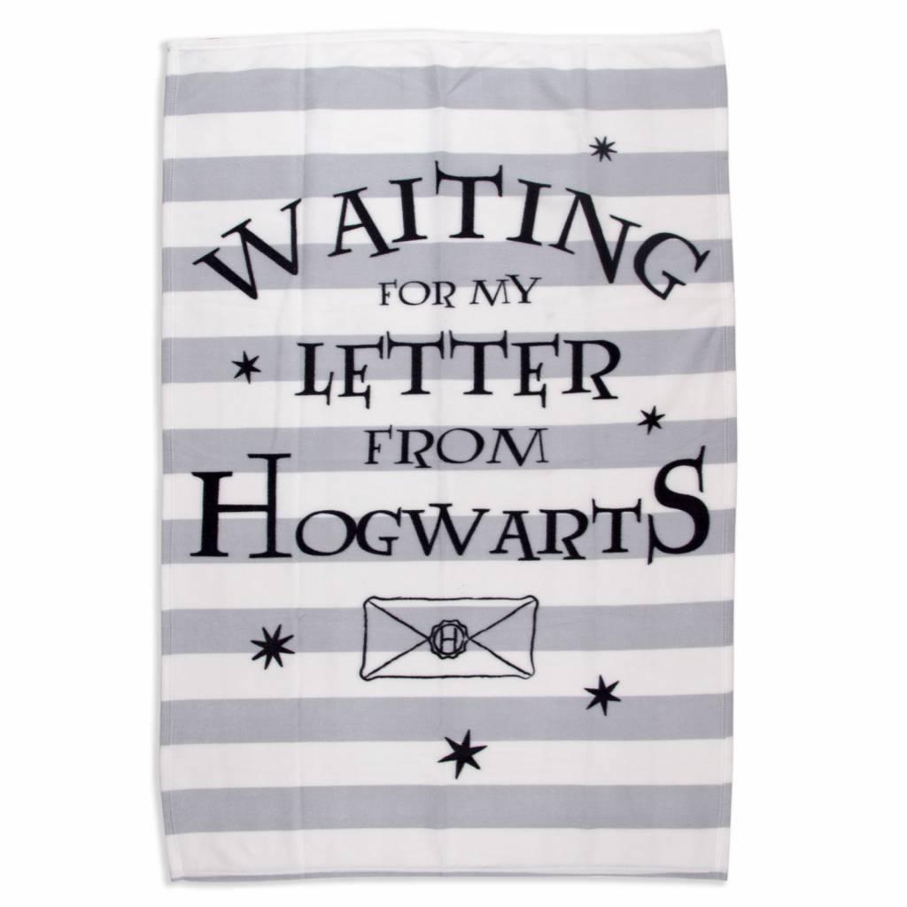 Warner Bros Harry Potter Fleece Deken Spells