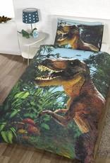 CharactersMania Jurassic Dinosaurus Duvet Cover T-Rex