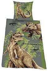 Herding T-Rex Dinosaurus Dekbedovertrek