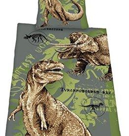 T-Rex Dinosaurus Dekbedovertrek